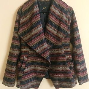 NWOT Jack BB Dakota Jacket-Coat -Wool blend blazer